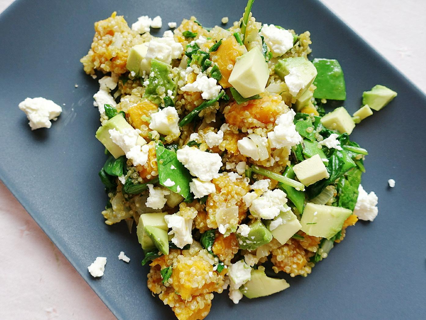 Quinoa als One Pot Gericht, einfach und lecker   #inunter20   judetta.de