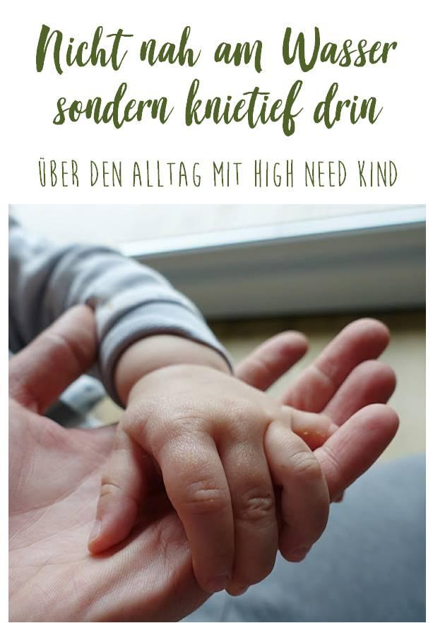 Über den Alltag mit High Need Kind | judetta.de
