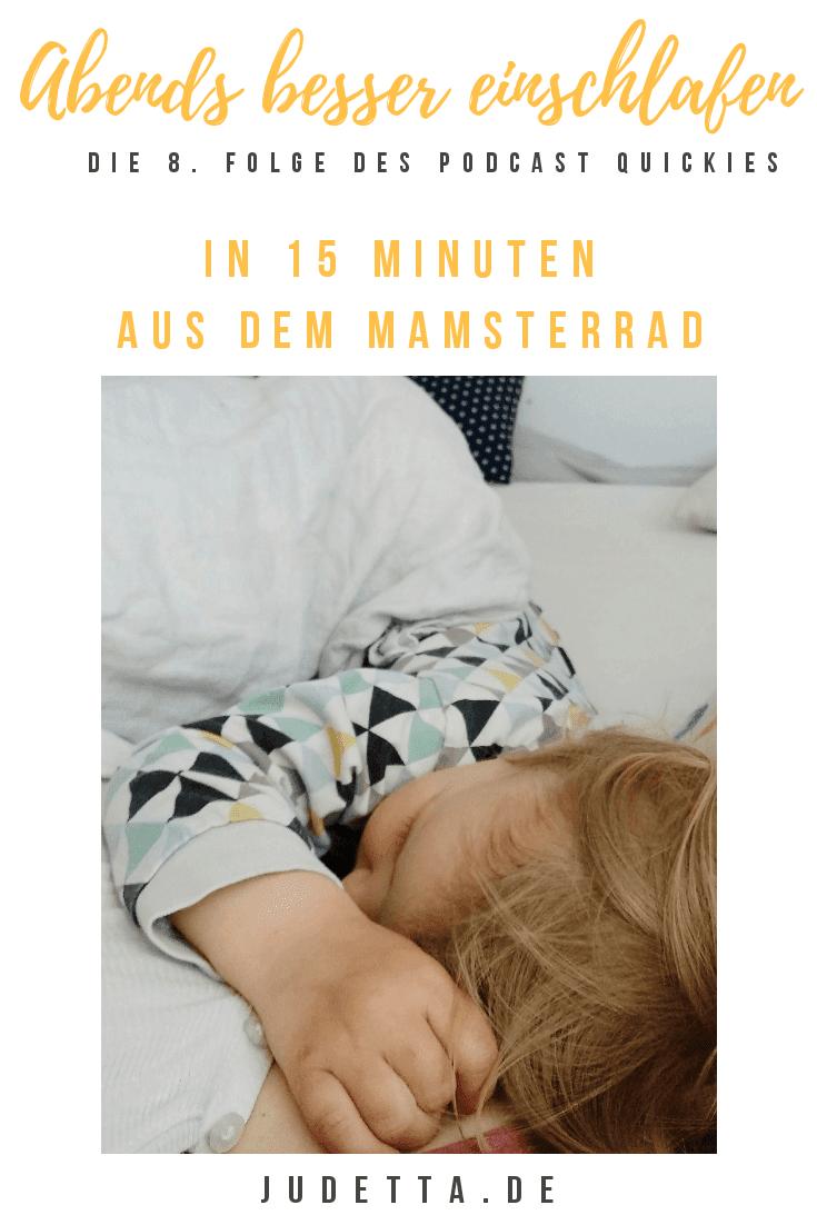 Abends plötzlich nicht mehr müde: Wenn das Kind nicht einschlafen will