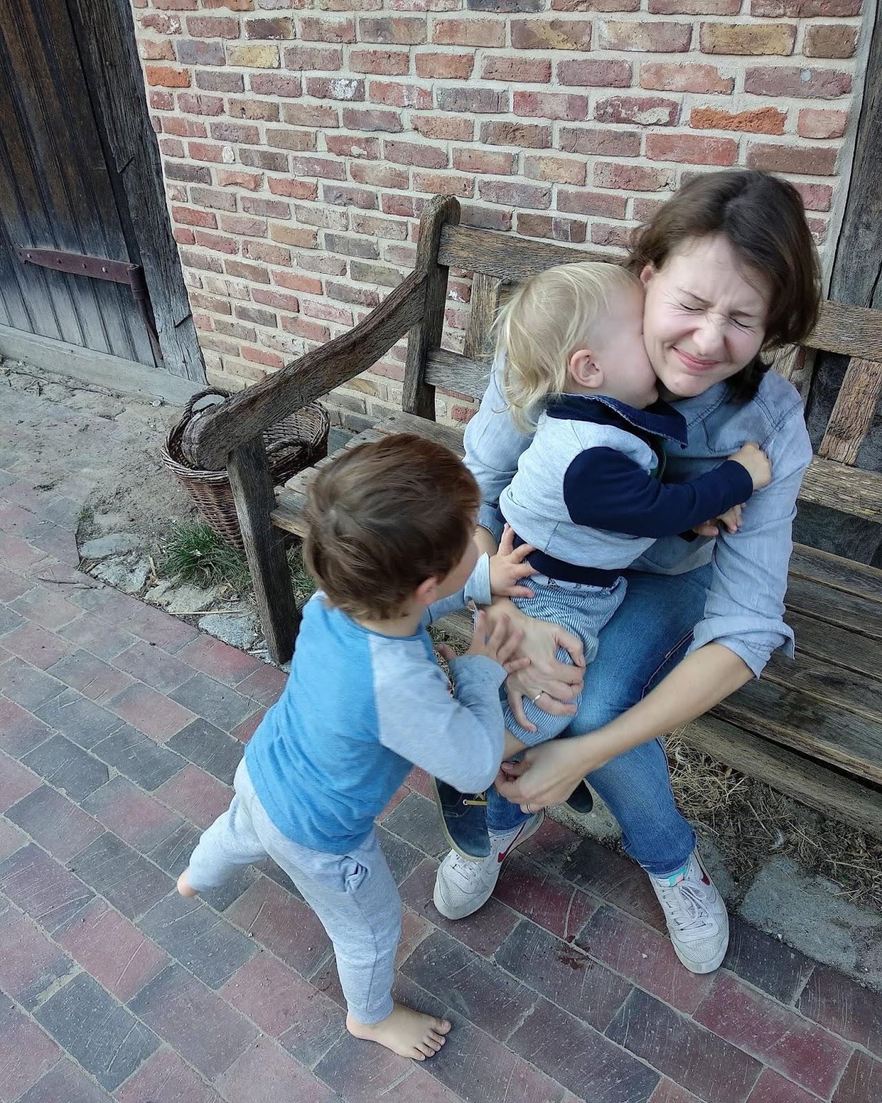 Kann eine Reise allein mit zwei kleinen Kindern erholsam sein?