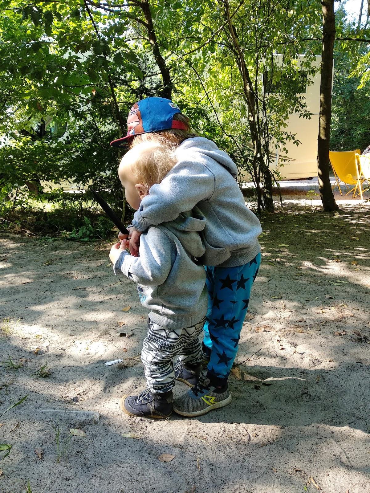 Camping mit Kind im ElbeCamp Hamburg   Auszeiten schaffen   judetta.de