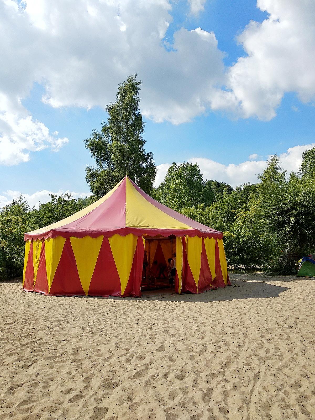 Camping mit Kind im ElbeCamp Hamburg   Mitmachzirkus Abrax Kadabrax   judetta.de