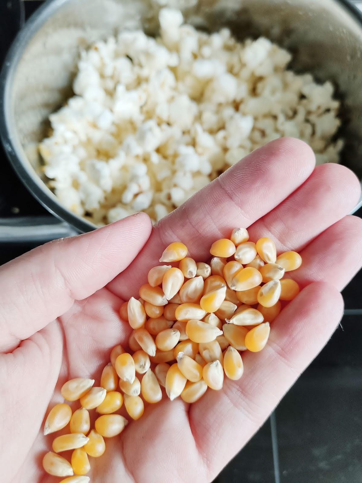 Salziges Popcorn Rezept | Party Food | Picknick Ideen | judetta.de
