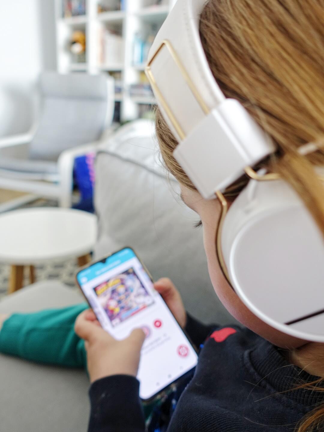 Hörspiel-App Oiigo lässt sich kinderleicht bedienen