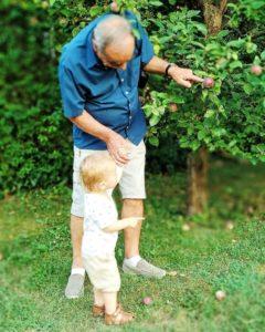 Enkelkind.de ist die beste Seite für werdende Großeltern