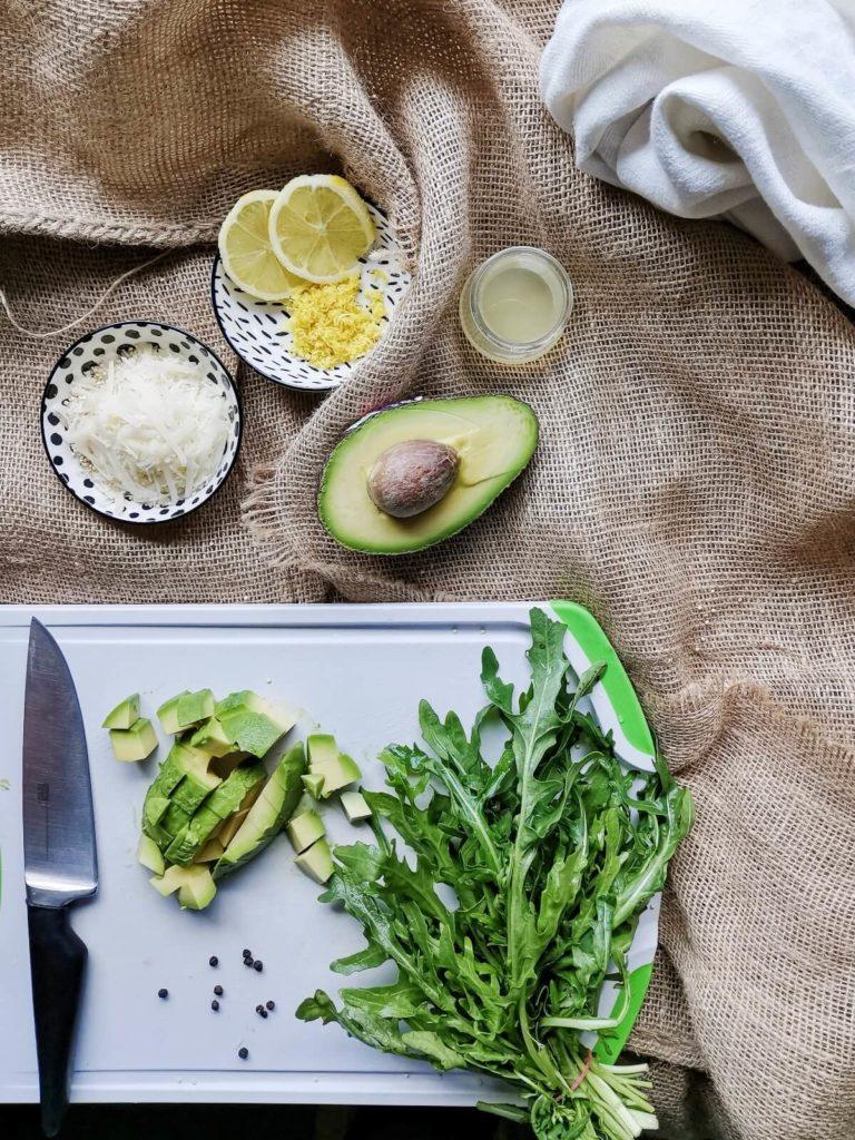 Blitzschnell zubereitet: Sommerliches Zitronen Quinoa (Quinotto)