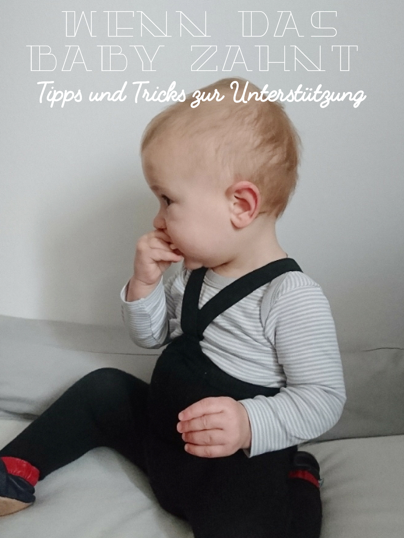 Erste Hilfe, wenn das Baby zahnt, Tipps & Tricks   judetta.de